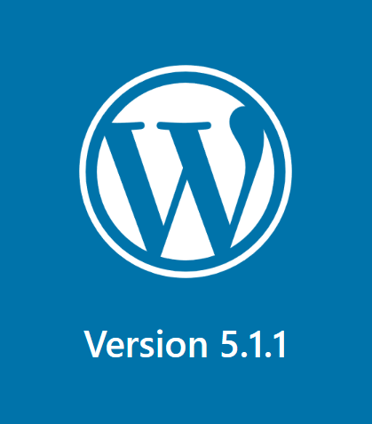 WordPress 5.1.1